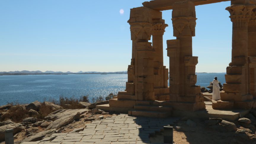 Le lac Nasser