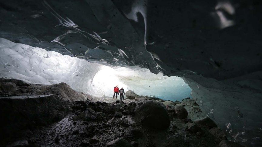 Alpes, des glaciers sous haute surveillance