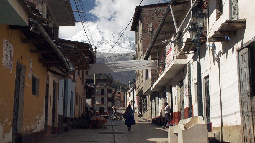 Andes, la fin des glaciers ?
