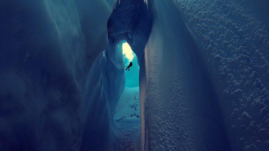 Groenland, voyage sous la glace