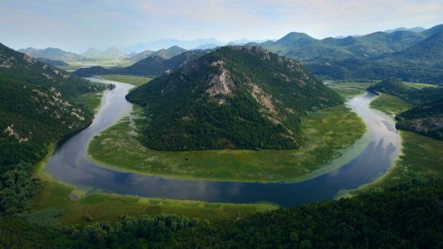 Le lac Skadar